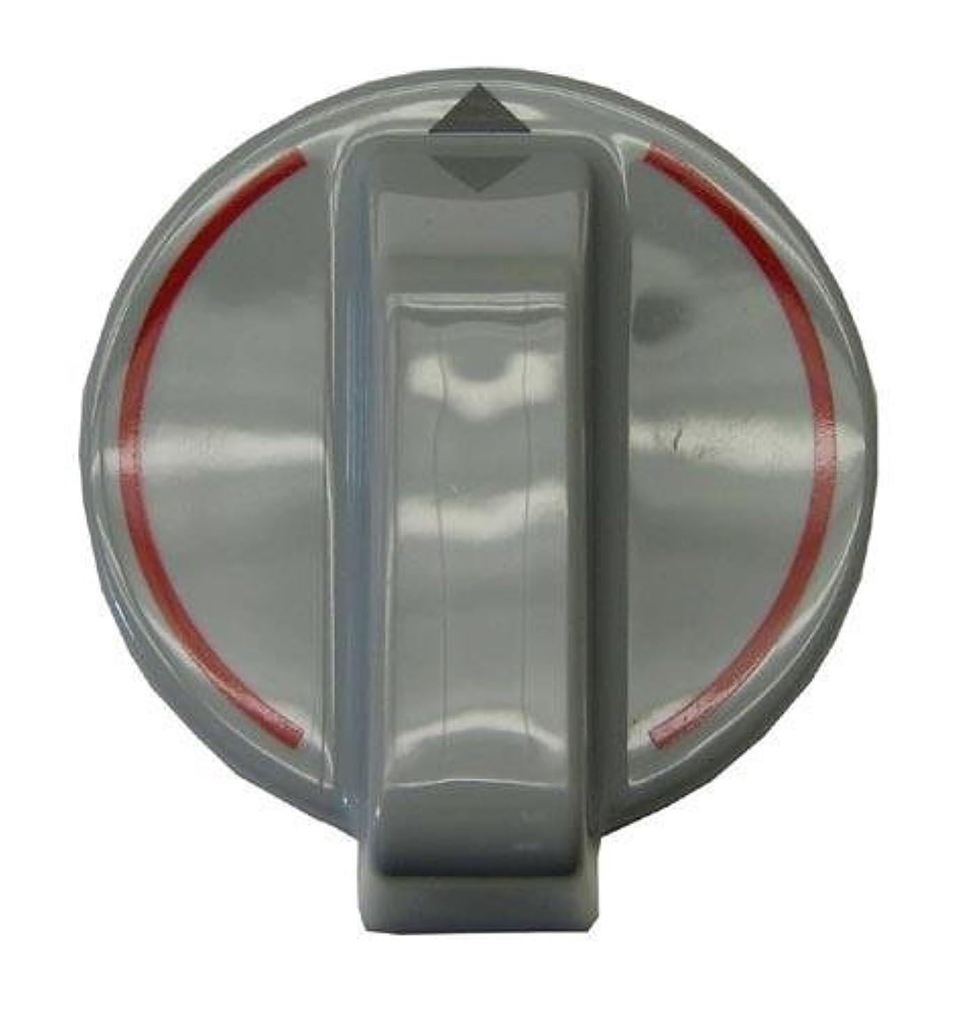 APW (American Permanent Ware) 8705800 Knob Grey Pointer 2-1/2