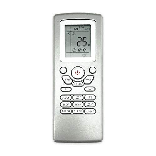Calvas Conditioner air conditioning remote control Suitable for gree mcquay lenndx ymgi airlux Yt1f Yt1ff Yt1f1 Yt1f2 Yt1f3 Yt1f4