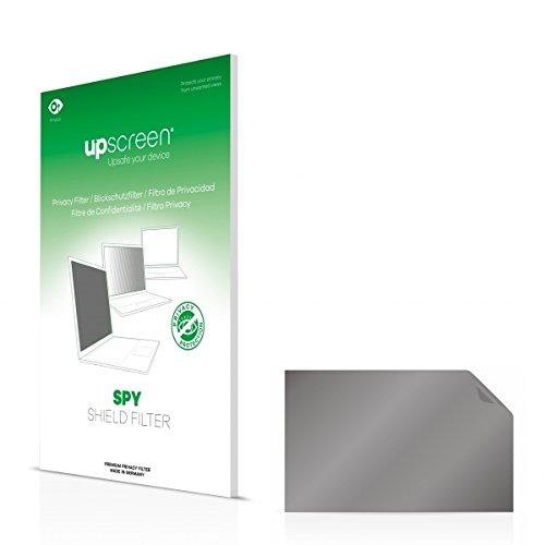 upscreen Spy Shield Filter Blickschutzfilter/Privacy für HP Compaq LA2405wg (Sichtschutz ab 30°, Kratzschutz, abnehmbar)