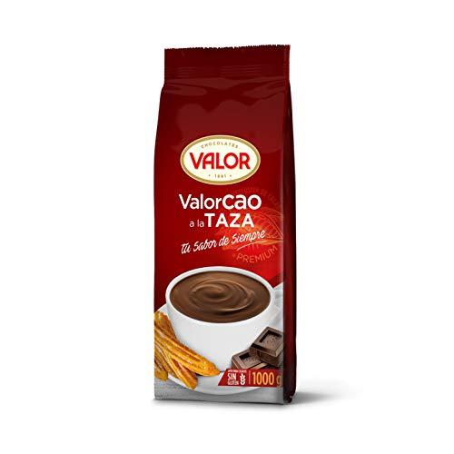 Valor Valorcao Chocolate A La Taza, 1000g