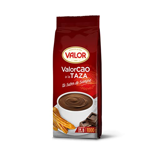 Valor - Chocolate a la taza, 1000 g