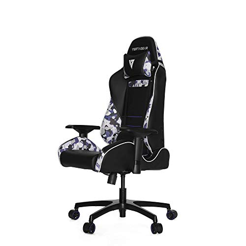 Vertagear gaming chair, Black/Camo (Renewed) black chair gaming