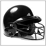PinkDreamland Máscara Protectora del Casco de béisbol - Máscara Protectora del Uso Duro del Casco del Golpe del Softball pegajoso para Adultos