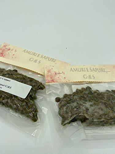 Picciotti Capperi Sizilien Kapern in Salz eingelegt 250 gramm Gourmet Geschenkidee