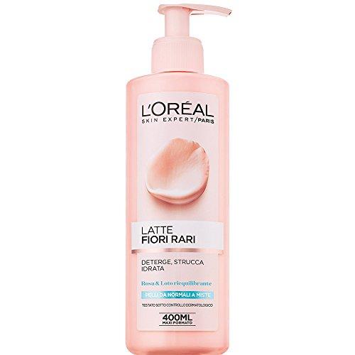 L'Oréal Paris Detergenza Fiori Rari Latte...