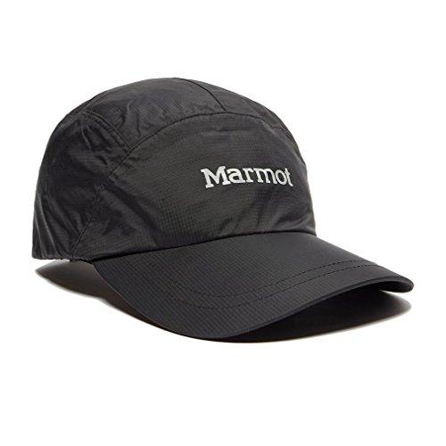 Marmot PreCip Baseballmütze, Black