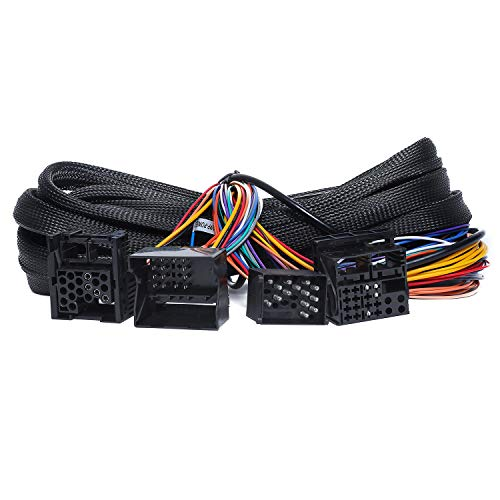 eonon A0582 Extended Installation Wiring Harness Cables 17 Pin+ 40 Pin Only...