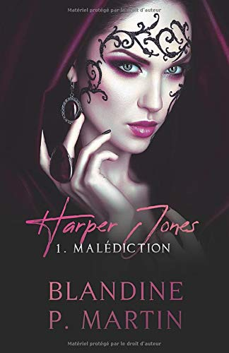 Harper Jones – 1: Malédiction