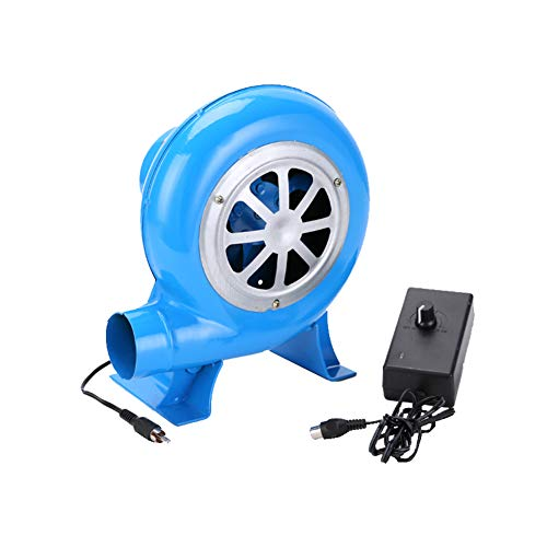 SY-Home Ventilador para Barbacoa, Ventilador para Barbacoa Motor De Graves Herramienta De Cocina para Acampar Al Aire Libre del Hogar,150W
