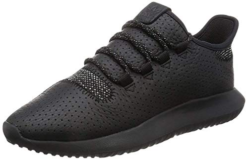 adidas Originals Tubular Shadow Mens Trainers Sneakers (UK 11 US 11.5 EU 46, Black White BB8823)
