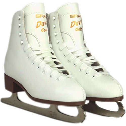 Graf Davos Eiskunstlauf Schlittschuhe Damen Freizeit verschiedene Größen (29)
