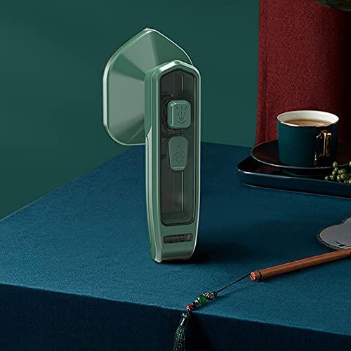 Syina Vaporizador de mano profesional portátil Micro Steam, vaporizador de mano para ropa, calentamiento rápido