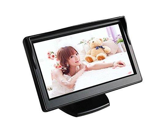 BW Hochauflösender Auto-TFT-LCD-Monitor