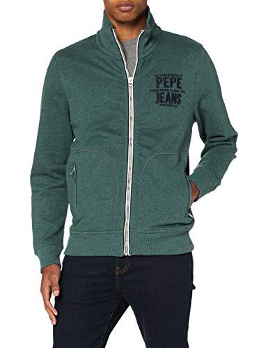 Pepe Jeans Tristam Vestido, Verde (699), XX-Large para Hombre