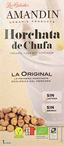 Amandin Horchata de Chufa - 6 x 1000 ml