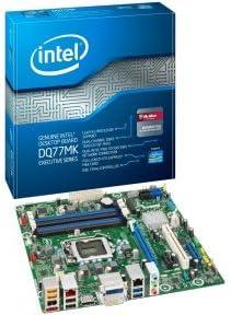 New mail order Intel DQ77MK LGA1155 MATX BLKDQ77MK Motherboard Desktop Branded goods