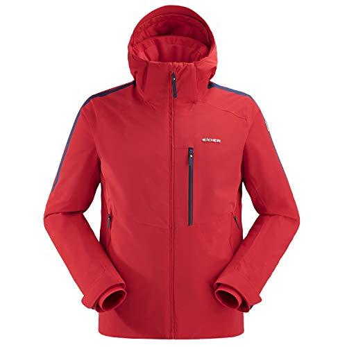 Eider – Skijacke Squaw Valley 3.0 rot Herren – Größe XL – Rot
