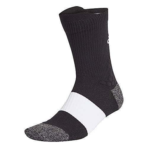 adidas GJ8309 RU UB21 C SOCKS Socks unisex-adult black/white XL