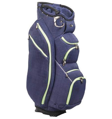 OUUL Ribbed 15 Way Cart Bag (Navy)