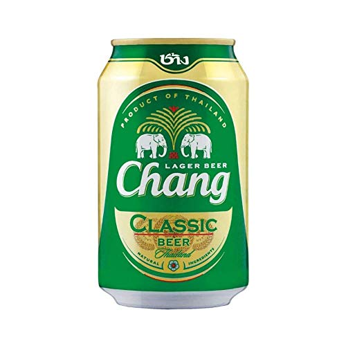 Chang Classic Bier Dose 5% vol 24er-Pack [24 x 330ml]