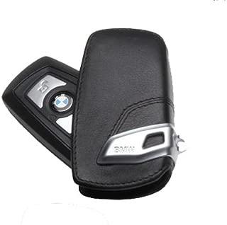 BMW Key Case Modern Line Black