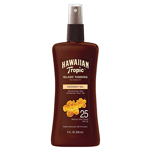 Hawaiian Tropic Island Tanning Oil SPF25