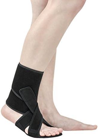 NEOFECT Drop Foot Brace Breathable Neoprene Foot Drop Adjustable Ankle Brace Achilles Tendonitis product image