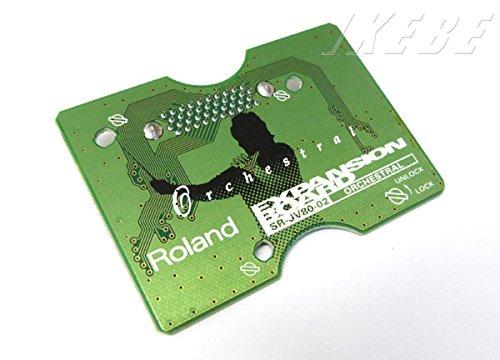 Review Of ROLAND Roland SR-JV80-02 SR JV 02 expansion board
