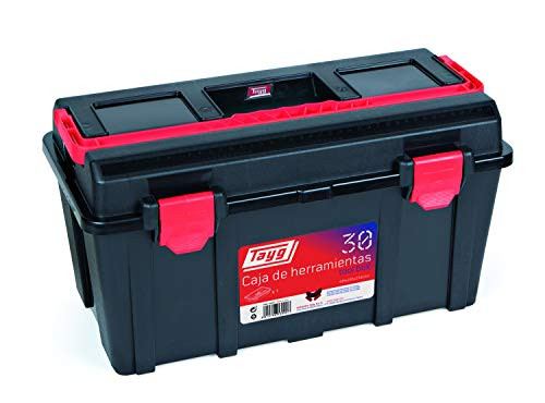 Tayg Caja de herramientas plástico n. 30, 445 x 235 x 230 mm
