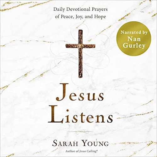 Jesus Listens cover art