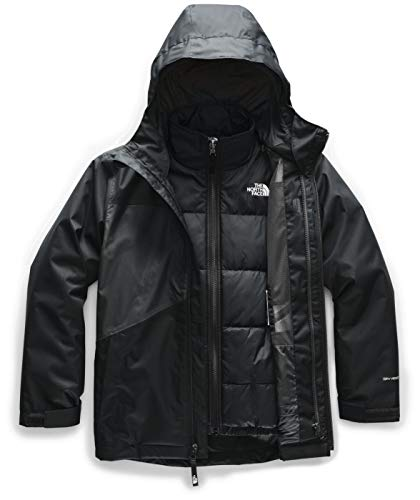 THE NORTH FACE Jungen Clement Triclimate M Black