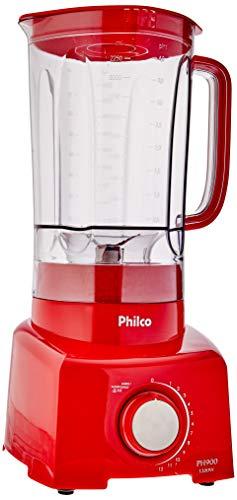 Liquidificador Philco 1000W 12 Velocidades Filtro Copo 2,9 Litros Ph900 Vm - 103102018, BRITANIA  PORTATEIS