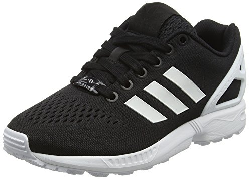 adidas ZX Flux EM, Zapatillas Unisex Adulto, (Core Black/FTWR White/Core Black), 43 1/3 EU