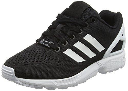 adidas ZX Flux EM, Zapatillas Hombre, (Core Black/FTWR White/Core Black), 44 EU