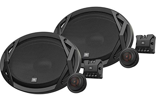 JBL CLUB9600C 6X9 540W Club Series 2-Way Component Car Speaker, Pair
