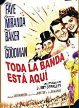 The Gang's All Here (1943) ( The Girl He Left Behind (The Gang is All Here) ) [ NON-USA FORMAT, PAL, Reg.0 Import - Spain ]