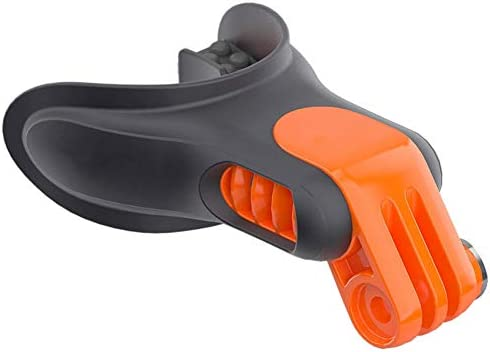 Mouth Mount Set Lightweight Camera Accessories Portable Mouthpiece Underwater Bite Surfing Floaty product image