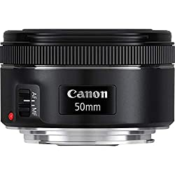 Canon EF50MM F/1.8 STM Lens for Canon DSLR Cameras,Canon Inc.,0570C005AA