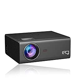 EG Miracast 6X LED Projector Full HD 1080p Supported , in-Built Wireless Mirroring for Smartphone , USB, HDMI X 2, VGA, AV, Home Theatre ( 2020 Pre Launch ),EG,EG 6X M
