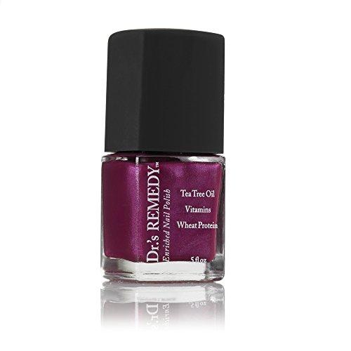 Dr.'s REMEDY Vernis à ongles enrichi 14 ml Violet passion