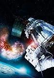 Poster Station UK IMAX Hubble 3D – Film Affiche Affiche Imprimer Image – 30.4 x...