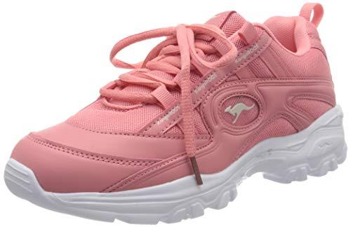 KangaROOS Damen KW-Chunky Sneaker, Dusty Rose 6058, 40 EU