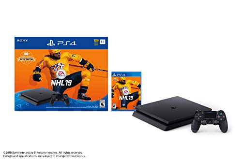 Ensemble PlayStation 4 du jeu NHL 19 Édition Slim - 0