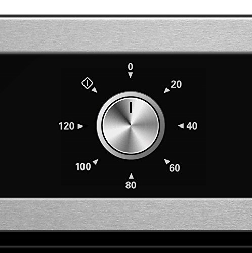 41e3EUVxrvL - Cookology Built-in Electric Single Fan Oven in Stainless Steel with Minute Minder | COF600SS
