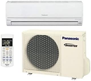 Panasonic CS-RE12NKE + CU-RE12NK Sistema split Color blanco - Aire acondicionado (A, A, 505 kWh, 170 W, 1200 W, 150 W)
