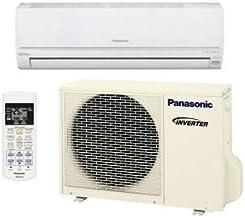 Panasonic CS-RE12NKE + CU-RE12NK Sistema split Color blanco - Aire acondicionado (A, A, 505 kWh, 170 W, 1200 W, 150 W)