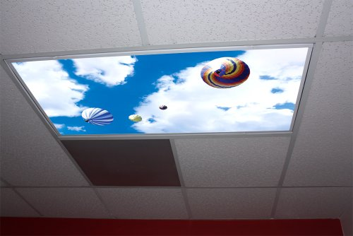Hot Air Balloons Skypanels - Replacement Fluorescent Light Diffuser