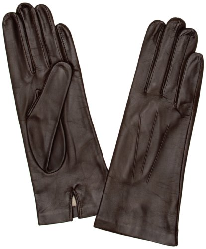 Dents Damen Handschuh, Braun (Mocha), 34