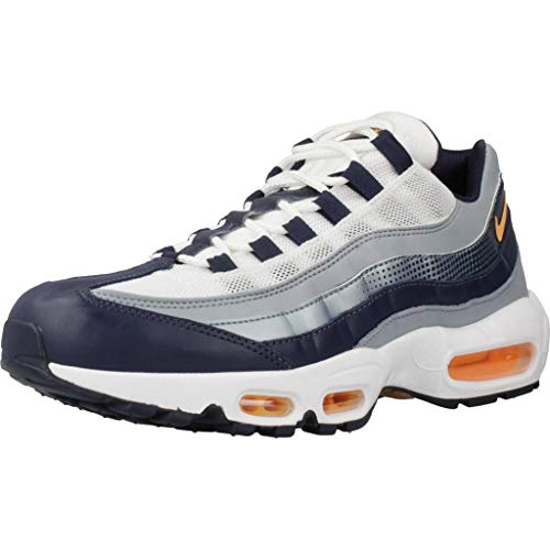 Nike Men's Shoes, Farbe Grey, Marke, Modell Men's Shoes AIR MAX 95 SE Grey