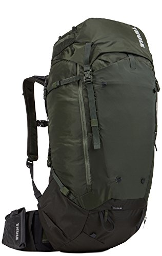 Thule Versant 50L Men's Backpacking Pack, Dark Forest